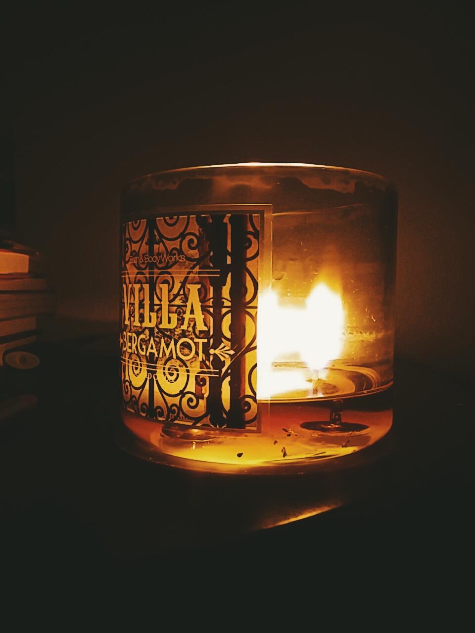 Villa Bergamot Candle